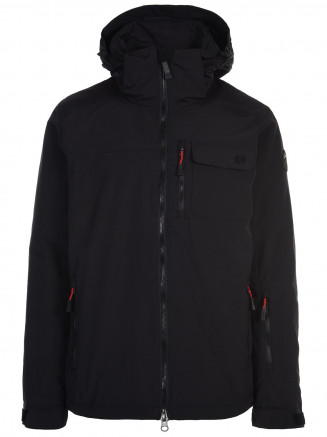 Mens Missile Surftex Jacket Black