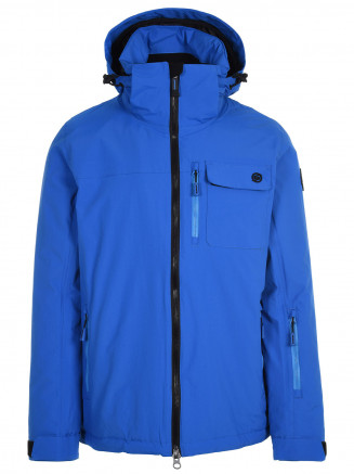 Mens Missile Surftex Jacket Blue