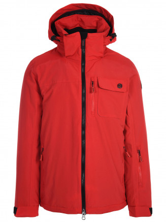 Mens Missile Surftex Jacket Red