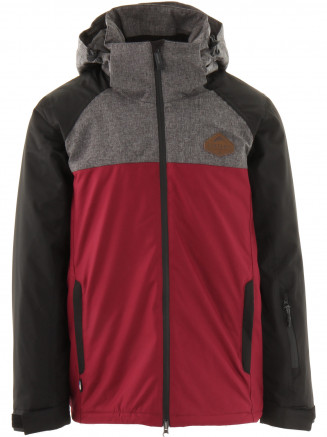 Mens Viper Surftex Ski Jacket Red