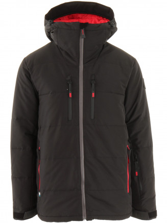 Mens Edge Hypadri Jacket Black