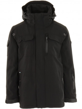 Mens Atlas Hypadri Jacket Black