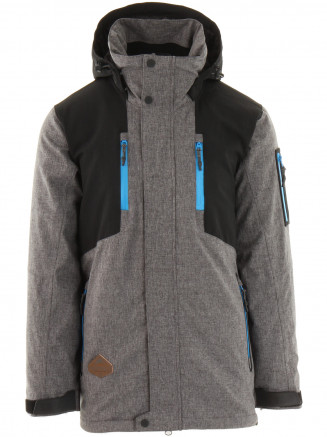 Mens Venture Hypadri Jacket Grey