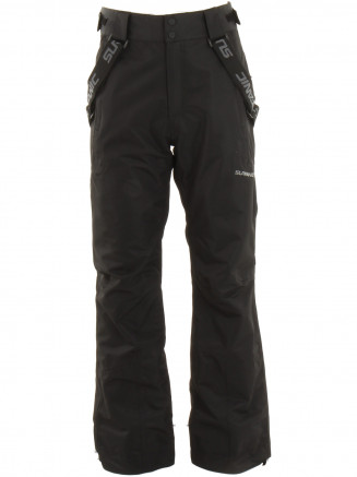 Mens Control Surftex Ski Pant Black 3XL - 5XL