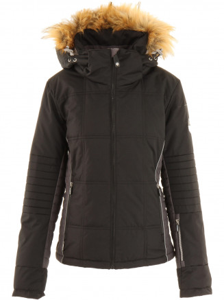 Womens Pulse Hypadri Jacket Black