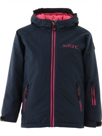 Girls Unity Surftex Ski Jacket Blue