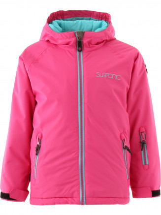 Girls Unity Surftex Ski Jacket Pink
