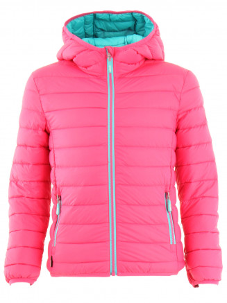 Girls Dove Lightweight Down Jacket Pink