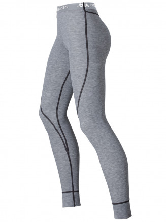 Womens Base Layer Warm Trend Pants Grey