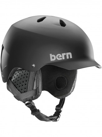 Mens Watts Eps Helmet With Liner Black