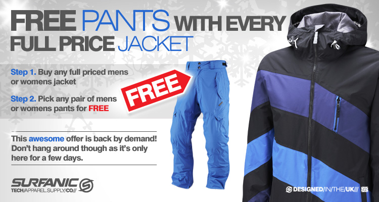 Free Surfanic Pants