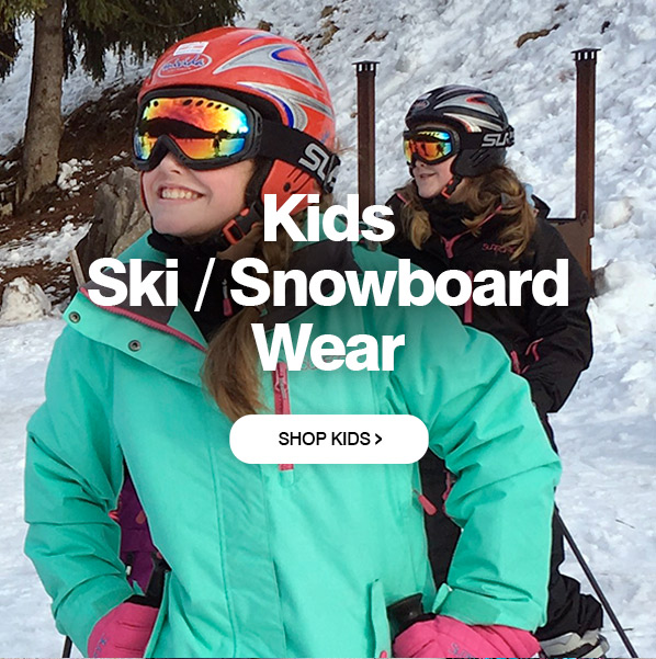 Kids Ski/Snowboard Wear