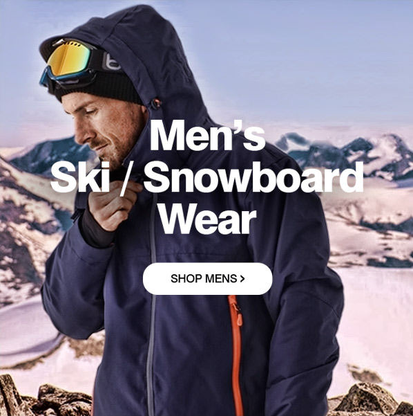 Mens Ski/Snowboard Wear